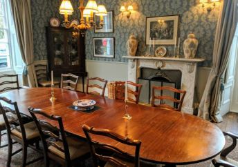 Dining room at South Chesthill