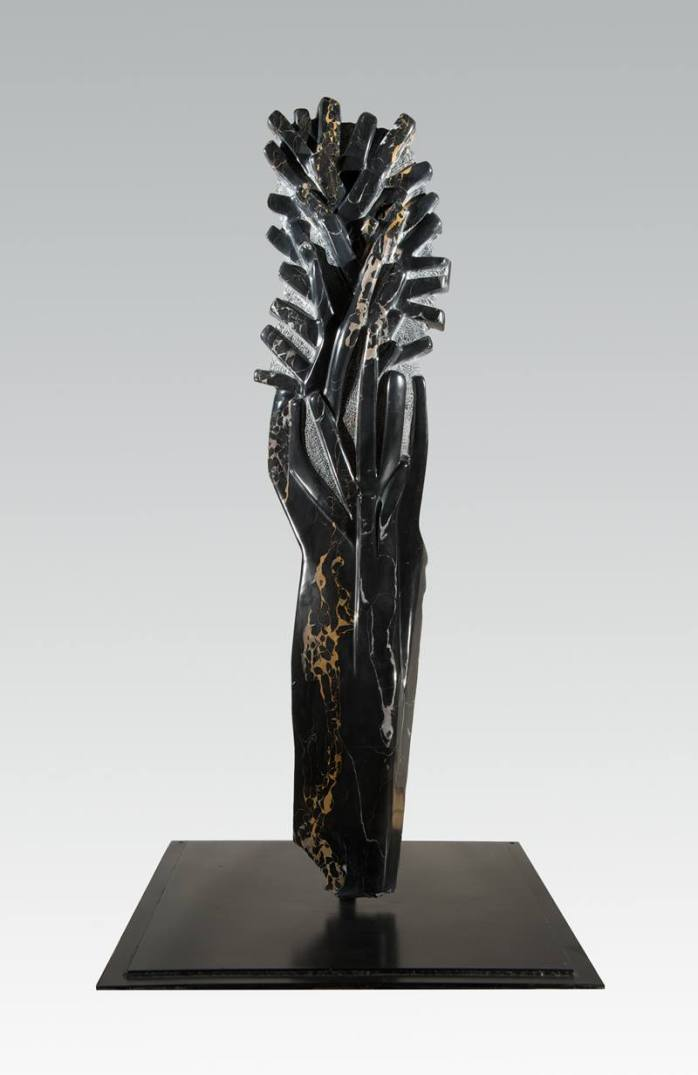 marble sculpture by Simon Burns-Cox